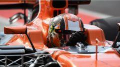 F1 2017 Test Hungaroring, Lando Norris sulla MCL32