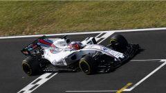 F1 2017 Test Hungaroring, Luca Ghiotto sulla Williams