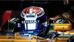 F1 2017 Test Hungaroring, Nicholas Latifi sulla Renault
