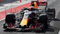 F1 2017 Test Hungaroring, Pierre Gasly sulla Red Bull