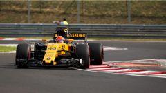 F1 2017 Test Hungaroring, Robert Kubica in azione