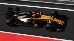 F1 2017 Test Hungaroring, Robert Kubica in pitlane