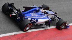F1 2017 TEST PRE-STAGIONALI DAY 2 Antonio Giovinazzi