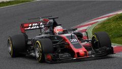 F1 2017 TEST PRE-STAGIONALI DAY 2 Kevin Magnussen