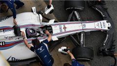 F1 2017 TEST PRE-STAGIONALI DAY 2 Lance Stroll