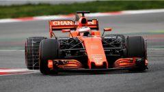 F1 2017 TEST PRE-STAGIONALI DAY 2 Stoffel Vandoorne