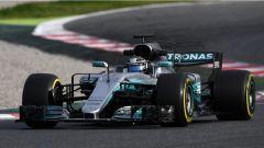 F1 2017 TEST PRE-STAGIONALI DAY 2 Valtteri Bottas