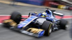 F1 2017 TEST PRE-STAGIONALI DAY 3 Marcus Ericsson