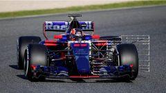 F1 2017 TEST PRE-STAGIONALI II Daniil Kvyat