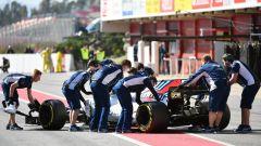 F1 2017 TEST PRE-STAGIONALI II DAY 2 Lance Stroll