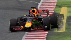 F1 2017 TEST PRE-STAGIONALI II DAY 2 Max Verstappen