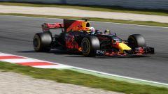 F1 2017 TEST PRE-STAGIONALI II DAY 3 Daniel Ricciardo