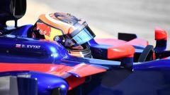 F1 2017 TEST PRE-STAGIONALI II DAY 3 Daniil Kvyat