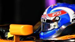 F1 2017 TEST PRE-STAGIONALI II DAY 3 Jolyon Palmer