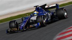 F1 2017 TEST PRE-STAGIONALI II DAY 3 Marcus Ericsson