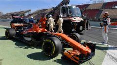 F1 2017 TEST PRE-STAGIONALI II DAY 3 Stoffel Vandoorne