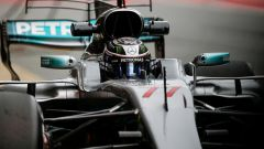 F1 2017 TEST PRE-STAGIONALI II DAY 3 Valtteri Bottas