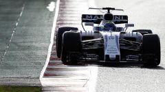 F1 2017 TEST PRE-STAGIONALI II Felipe Massa
