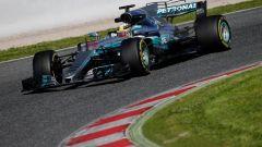 F1 2017 TEST PRE-STAGIONALI II Lewis Hamilton
