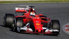 F1 2017 TEST PRE-STAGIONALI II Sebastian Vettel