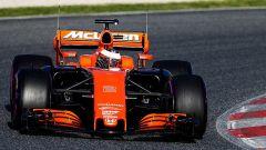 F1 2017 TEST PRE-STAGIONALI II Stoffel Vandoorne