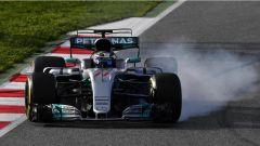 F1 2017 TEST PRE-STAGIONALI II Valtteri Bottas
