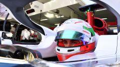 F1 2018, Antonio Giovinazzi sulla Sauber nelle libere di Sochi