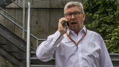 """Brawn consiglia la Ferrari: """"Non è il momento di reazioni impulsive"""" - Immagine: 3"""