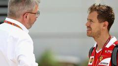 """Brawn consiglia la Ferrari: """"Non è il momento di reazioni impulsive"""" - Immagine: 1"""