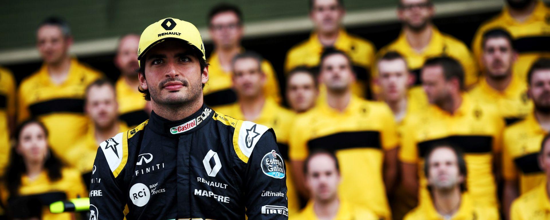 F1 2018: Carlos Sainz (Renault)