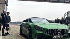 F1 2018: ecco la nuova Mercedes, segui la diretta online - Immagine: 10