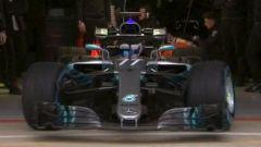 F1 2018: ecco la nuova Mercedes, segui la diretta online - Immagine: 5