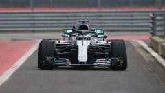 F1 2018: ecco la nuova Mercedes, segui la diretta online - Immagine: 4