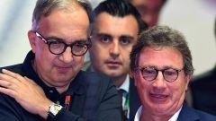 Ferrari, Camilleri sulla via tracciata da Marchionne - Immagine: 1