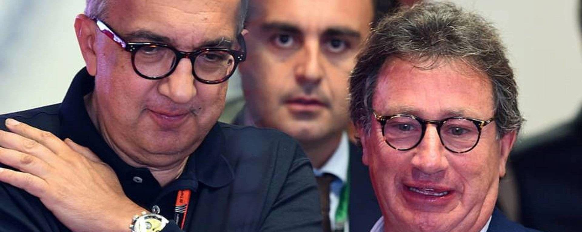 Ferrari, Camilleri sulla via tracciata da Marchionne