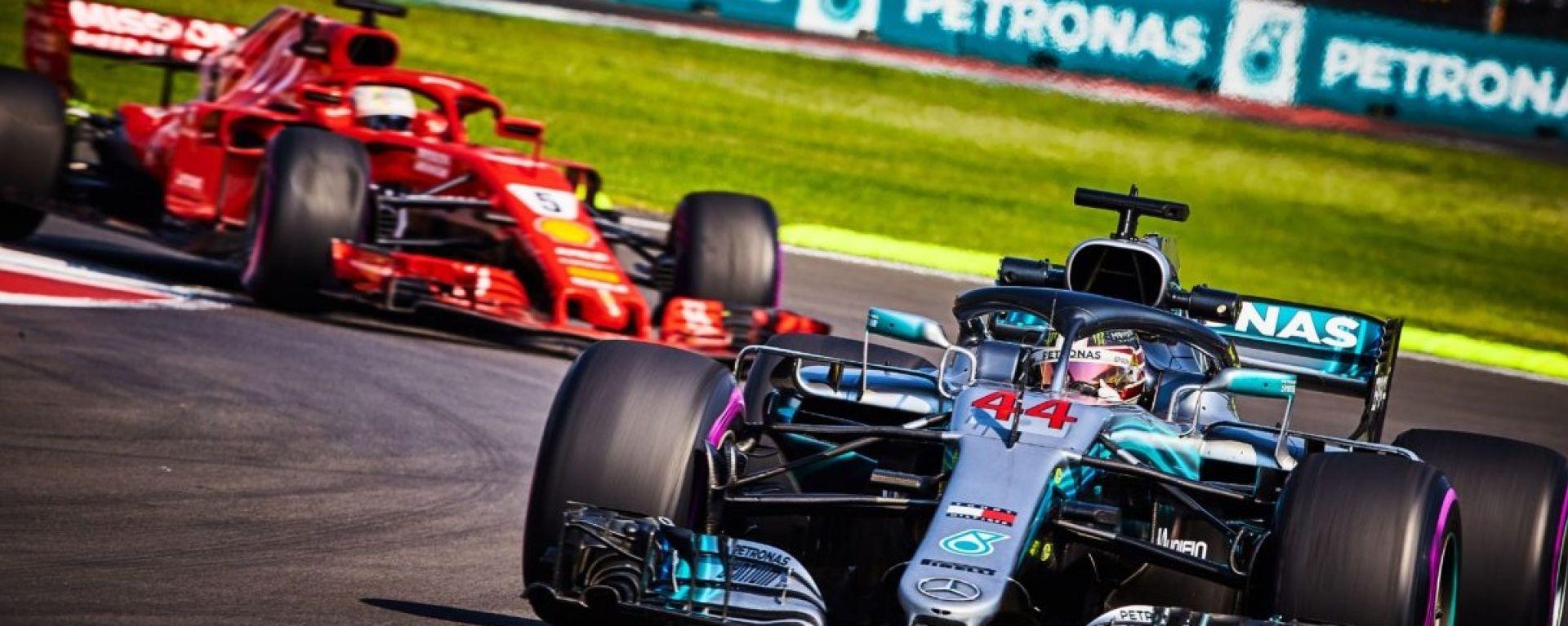 """Ferrari, """"mission: impossible"""" costruttori"""