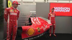 F1 2018, Ferrari: nuova livrea per il Gran Premio del Giappone