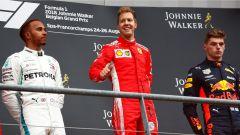 Ferrari vs Mercedes: il sorpasso - Immagine: 7
