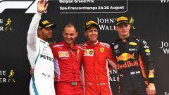 Ferrari vs Mercedes: il sorpasso - Immagine: 6