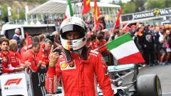 Ferrari vs Mercedes: il sorpasso - Immagine: 5