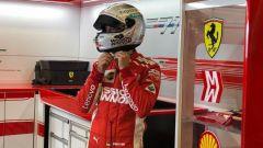 "GP Abu Dhabi, Vettel: ""Oggi non eravamo abbastanza veloci"" - Immagine: 1"