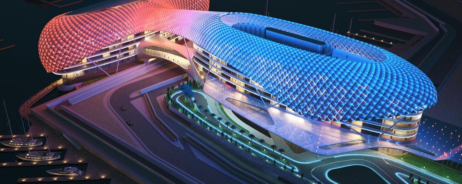 F1 2018 GP Abu Dhabi