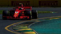 """Kimi Raikkonen: """"lavoriamo sul set up della Ferrari"""" - Immagine: 1"""