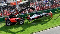 F1 2018 GP Australia, la HAAS di Grosjean
