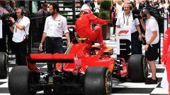 F1 2018 GP Australia, Vettel e la Ferrari SF71H