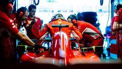 """Vettel, Ferrari: """"Possiamo fare molto meglio di così"""" - Immagine: 1"""