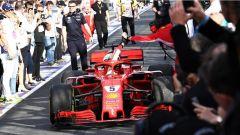 F1 2018 GP Australia, Vettel vince il primo round