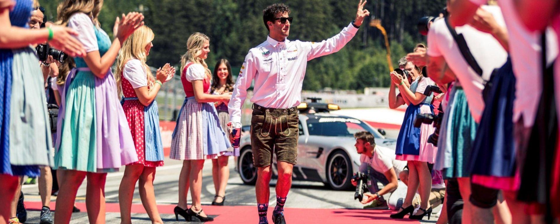 F1 2018, GP Austria: ecco le pagelle del Red Bull Ring