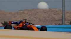 F1 2018 GP Bahrain, Fernando Alonso