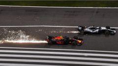 F1 2018 GP Bahrain, Hamilton contro Verstappen